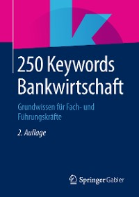 Cover 250 Keywords Bankwirtschaft