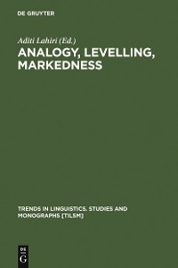 Cover Analogy, Levelling, Markedness