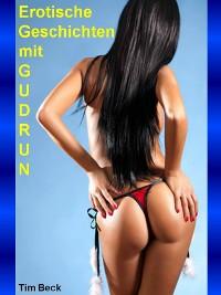 Cover Erotische Geschichten mit Gudrun