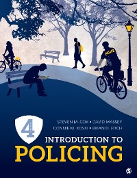 Cover Introduction to Policing