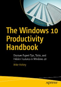 Cover The Windows 10 Productivity Handbook