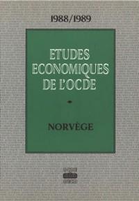 Cover Etudes economiques de l'OCDE : Norvege 1989
