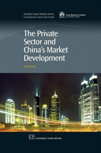 Cover Private Sector and China's Market Development