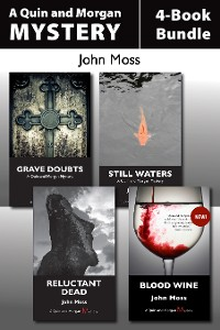 Cover Quin and Morgan Mysteries 4-Book Bundle