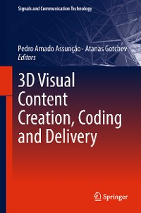 Cover 3D Visual Content Creation, Coding and Delivery