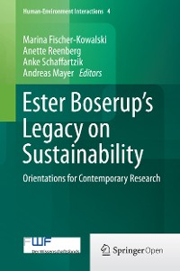 Cover Ester Boserup's Legacy on Sustainability