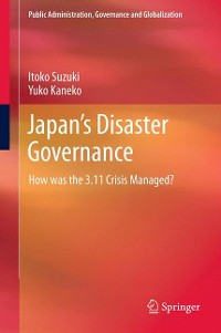 Cover Japan's Disaster Governance