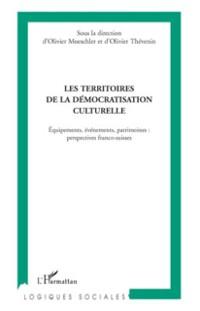Cover Les territoires de la democratisation culturelle - equipemen
