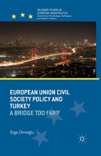 Cover European Union Civil Society Policy and Turkey