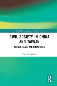 Cover Civil Society in China and Taiwan