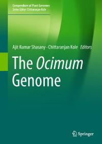 Cover The Ocimum Genome