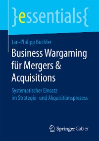 Cover Business Wargaming für Mergers & Acquisitions