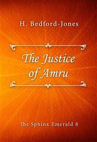Cover The Justice of Amru