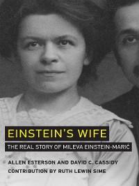 Cover Einstein's Wife