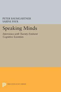 Cover Speaking Minds