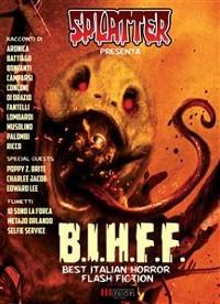 Cover Splatter presenta: B.I.H.F.F. (Best Italian Horror Flash Fiction)