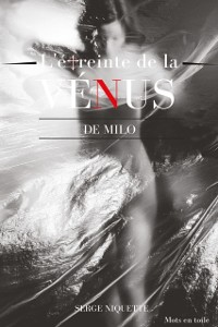 Cover L'etreinte de la Venus de Milo