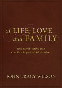 Cover of Life, Love and Family