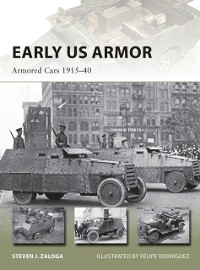 Cover Early US Armor