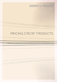 Cover Pricing Credit Products
