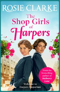 Cover The Shop Girls of Harpers