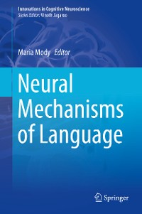 Cover Neural Mechanisms of Language