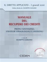 Cover Manuale del recupero dei crediti
