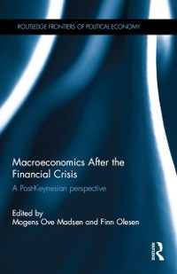 Cover Macroeconomics After the Financial Crisis