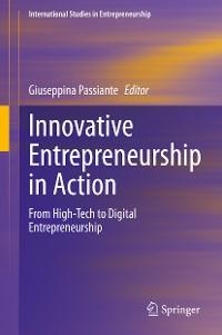 Cover Innovative Entrepreneurship in Action