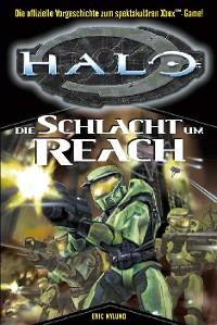 Cover Halo Band 1: Die Schlacht um Reach