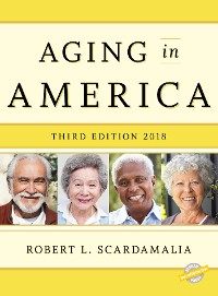 Cover Aging in America 2018