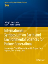 Cover International Symposium on Earth and Environmental Sciences for Future Generations