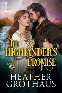 Cover The Highlander's Promise