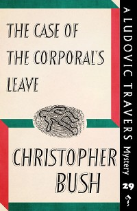 Cover The Case of the Corporal's Leave
