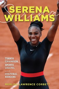 Cover Serena Williams