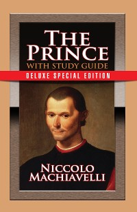Cover The Prince with Study Guide