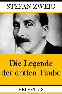 Cover Die Legende der dritten Taube