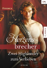 Cover Historical Herzensbrecher Band 1