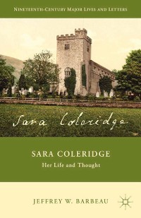 Cover Sara Coleridge
