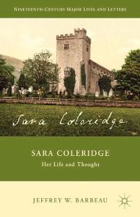 Cover Sara Coleridge