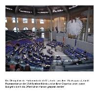 Cover Die Okkupation der Parlamente durch Mitarbeiter aus dem  Staatsapparat
