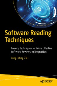 Cover Software Reading Techniques