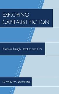 Cover Exploring Capitalist Fiction