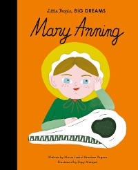 Cover Mary Anning