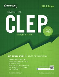 Cover Master the CLEP