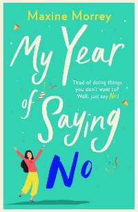 Cover My Year of Saying No