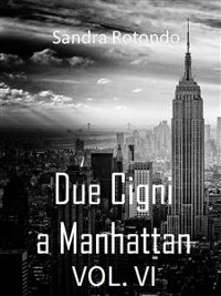 Cover Due Cigni a Manhattan Vol VI