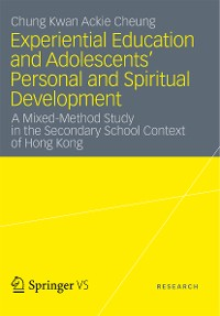 Cover Experiential Education and Adolescents' Personal and Spiritual Development