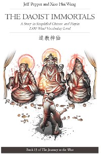 Cover The Daoist Immortals