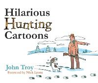 Cover Hilarious Hunting Cartoons